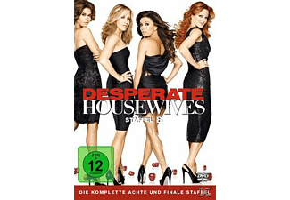 Desperate Housewives - Die komplette 8. Staffel [DVD]