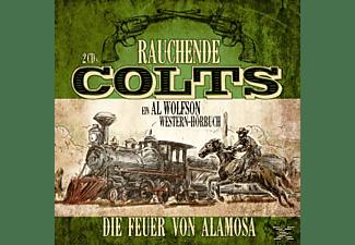 Jürgen Fritsche - Rauchende Colts: Die Feuer Von Alamosa  - (CD)