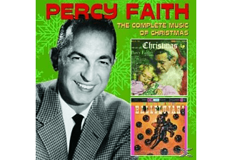 Percy Faith - Complete Music Of Christmas  - (CD)