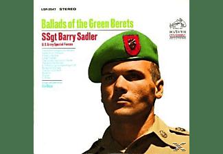 Ssgt Barry Sadler, Barry Ssgt.sadler - Ballad Of The Green Beret  - (CD)