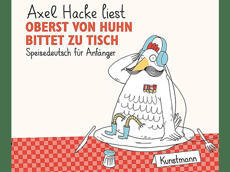 Oberst von Huhn bittet zu Tisch - (CD)