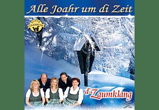 VARIOUS - Alle Joahr um di Zeit  - (CD)