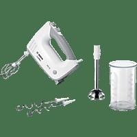 BOSCH MFQ36470 Handmixer Weiß/Grau (450 Watt)