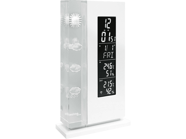 TECHNOLINE WS 6600 Wetterstation
