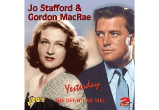Stafford, Jo & Macrae, Gordon - YESTERDAY. THE DEFINITIVE DUO  - (CD)