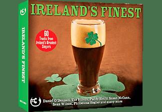 VARIOUS - Ireland's Finest  - (CD)