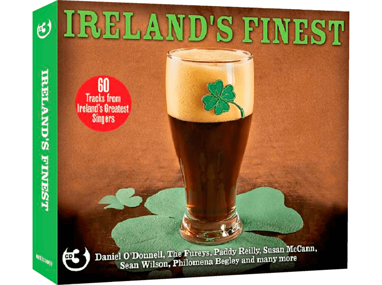 VARIOUS - Ireland's Finest [CD]