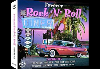 VARIOUS - Forever Rock 'n' Roll Hits-75 Original Hits  - (CD)
