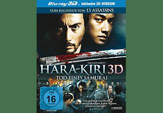 Hara-Kiri 3D 3D Blu-ray