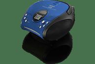LENCO SCD-24 Radiorecorder (Mehrfarbig)
