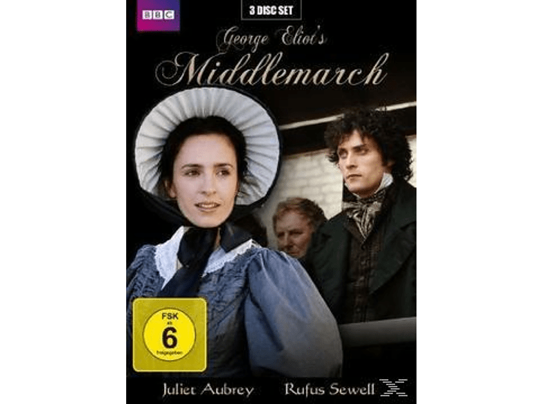 George Eliot's Middlemarch DVD-Box [DVD]