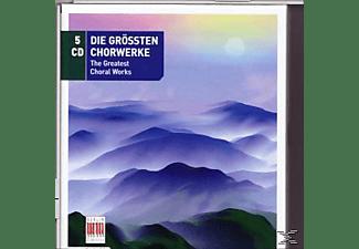 VARIOUS - Die Grössten Chorwerke  - (CD)