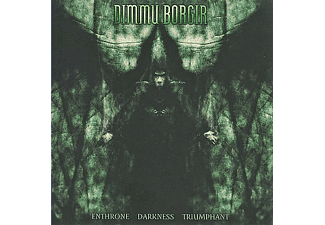 Dimmu Borgir - Enthrone Darkness Triumph (CD)