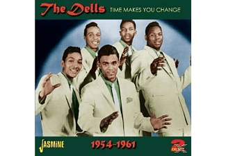 The Dells - TIME MAKE YOU CHANGE 1954-1961  - (CD)