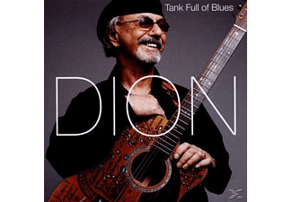 Dion - Tank Full of Blues  - (CD)