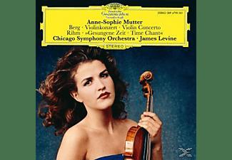 Anne-Sophie Mutter - Violinkonzert/Gesungene Zeit (180g)  - (Vinyl)