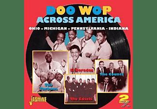 VARIOUS - DOO WOP ACROSS AMERICA 2  - (CD)