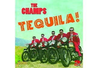 The Champs - Tequila!  - (CD)