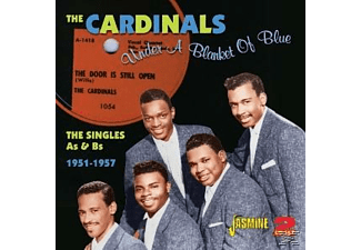 The Cardinals - UNDER A BLANKET OF BLUE  - (CD)