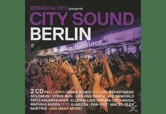 VARIOUS - BerMuDa 2012 presents City Sound Berlin  - (CD)