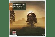Various Composers, Various Orchestras & Soloists - Romantische Sinfonien 5 Cd Set [CD]