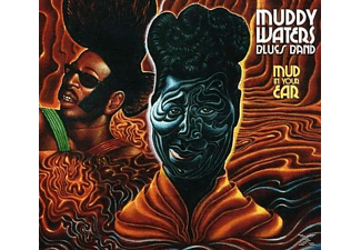 Muddy Blues Band Waters - Mud In Your Ear  - (CD)