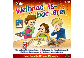 Die Sternenkinder - In der Weihnachtsbäckerei inkl.Karaoke CD  - (CD)