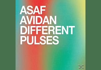 Asaf Avidan - DIFFERENT PULSES  - (CD)