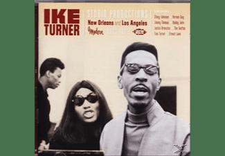 VARIOUS - Ike Turner - Studio Productions 1963-1965  - (CD)