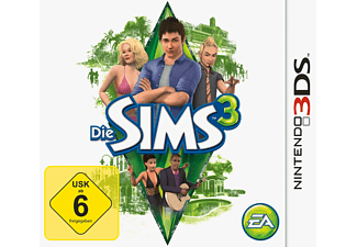 Die Sims 3 (Software Pyramide) - [Nintendo 3DS]