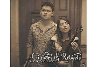 Gilmore & Roberts - The Innocent Left  - (CD)