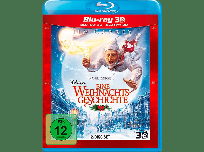 Disneys Eine Weihnachtsgeschichte [3D Blu-ray]