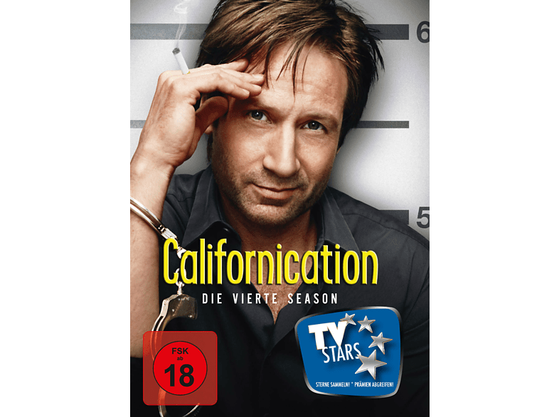 Californication - Staffel 4 [DVD]