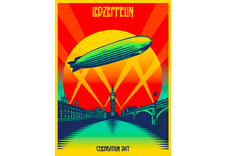 Led Zeppelin - Celebration Day  - (DVD + CD)