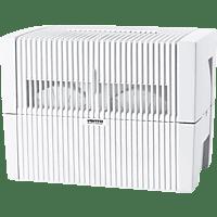 VENTA LW 45 Original Luftbefeuchter Weiß/Grau (8 Watt, Raumgröße: 75 m²)