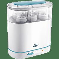 PHILIPS Avent SCF285/02 Elektrischer Sterilisator Weiß