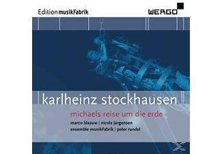 Marco Blaauw, Nicola Jürgensen, Ensemble Musikfabrik - Michaels Reise Um Die Erde  - (CD)