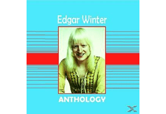Edgar Winter - Anthology  - (CD)