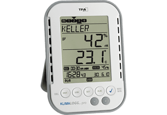 TFA 30.3039 Hygrologg Pro Thermo-Hygrometer