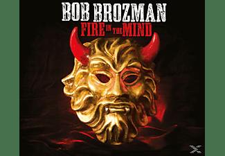 Bob Brozman - Fire In The Mind  - (CD)