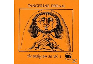 Tangerine Dream - The Bootleg Box Set Vol.1  - (CD)