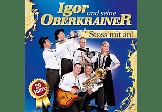 Igor Und Seine Oberkrainer - Stoss Mit An! 20 Jahre  - (CD)