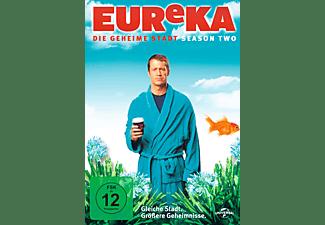 EUReKa - Staffel 2 DVD