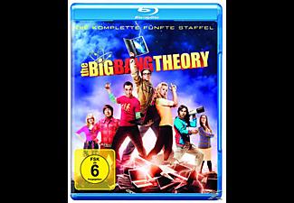 The Big Bang Theory - Staffel 5 Blu-ray