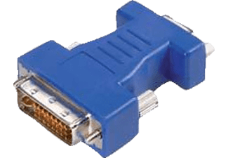 VIVANCO Adapter DVI-hona VGA-hane
