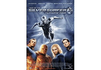 Fantastic Four 2 Rise of the Silver Surfer [DVD]