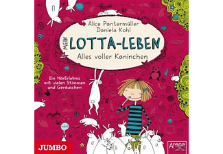 Katinka Kultscher - Mein Lotta-Leben - Alles voller Kaninchen  - (CD)