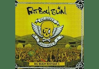 Fatboy Slim, VARIOUS - Big Beach Bootique 5 (Cd+DVD)  - (CD)