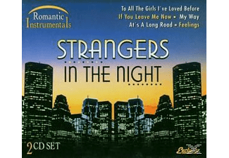VARIOUS, Orch.B.Bertone/Orch.T.Anderson - Strangers In The Night  - (CD)