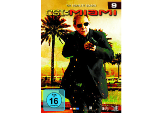 CSI: Miami - Staffel 9 (komplett) DVD